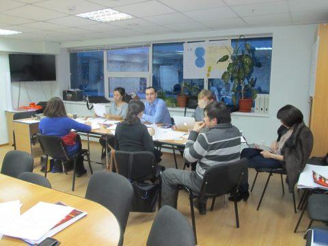 Профессиональный семинар и экзамен по курсу Управление проектами