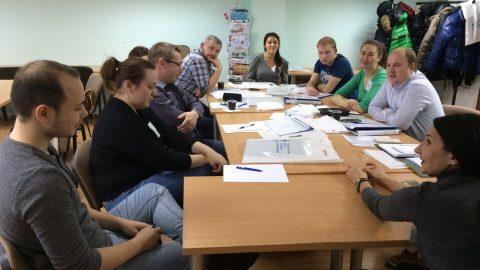 Состоялось открытие группы по курсу «Стань Руководителем»