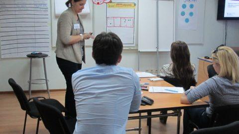 Состоялась презентация по курсу «Профессиональный маркетинг»