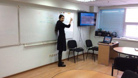 Состоялся семинар «Как ставить реальные цели и эффективно контролировать их достижение»