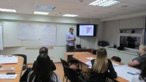 Прошел семинар:  «Программа лояльности — ответ времени»