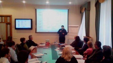 Тренинг по управлению проектами для начальников подразделений Министерства информации и связи РТ