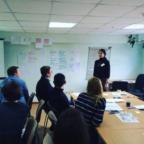 Завершила обучение группа по курсу «25 ключевых навыков руководителя на каждый день»