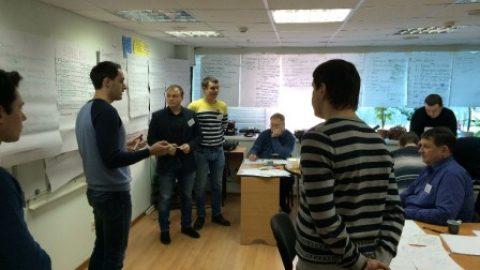 Профессиональный семинар по курсу «Управление проектами»