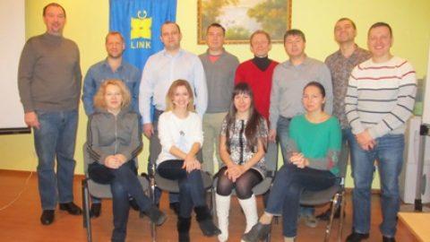 12-14 декабря в санатории «Сосновый бор» прошла Выездная Школа по курсу «Менеджмент в действии»