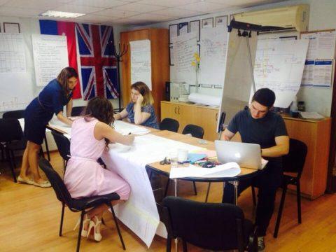 Провели двухдневный профессиональный семинар по курсу Управление проектами