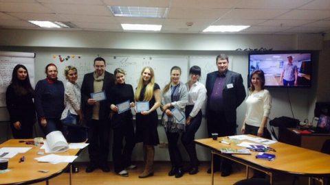 28 января МЦДО ЛИНК провел мастер-класс «Как подготовить успешный проект»