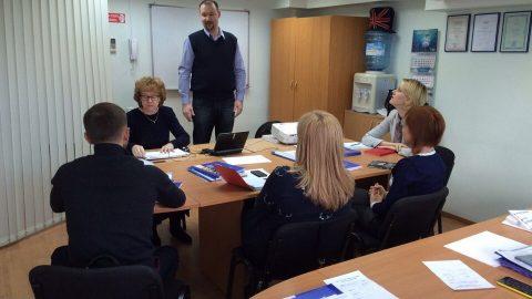 Состоялось открытие группы по курсу «Управление финансами компании»