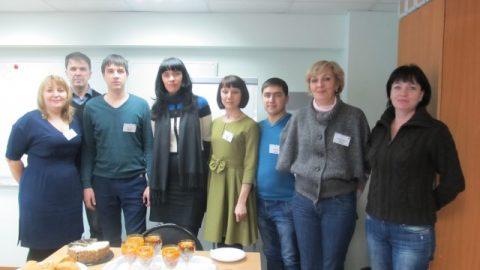 Состоялось открытие группы по программе «Руководитель — профессионал»