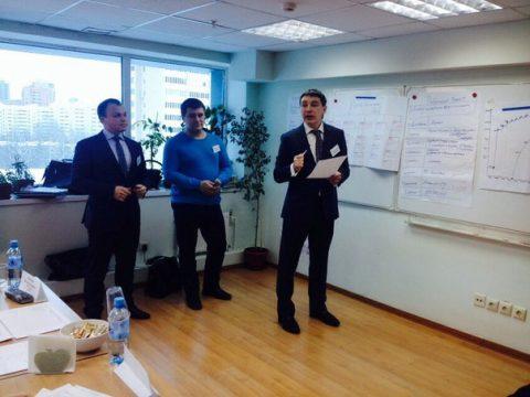 Состоялся экзамен по курсу «Управление проектами»