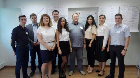 Выпускники курса «Управление проектами» сдали экзамен