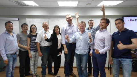 Тренинг «Харизматичный оратор» с Русланом Хоменко