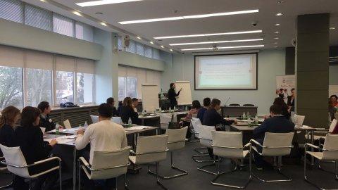 Гульнара Исмагилова провела модуль для сотрудников аппаратов Президента, Кабмина и Госсовета РТ