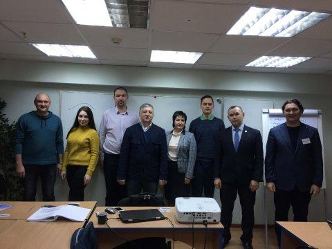 23-24 ноября в  МЦДО-ЛИНК состоялся семинар «Управленческие решения на основе финансовых показателей ТОС (Теории ограничения систем)»