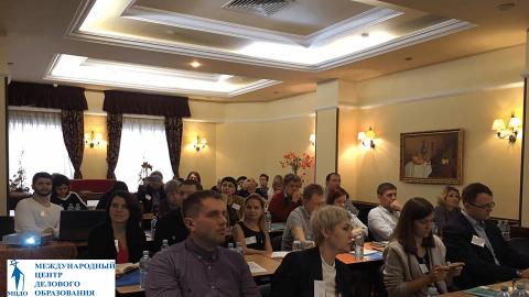 Илья Антонов, директор МЦДО-ЛИНК, посетил 34 международную конференцию ТОСPА