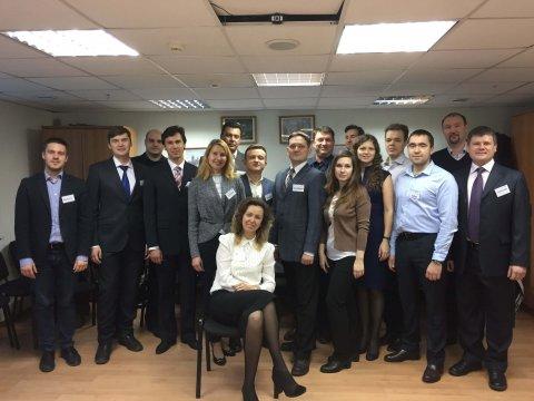 9 декабря 2017 года завершился курс «Управление проектами»
