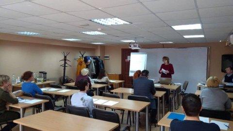 В МЦДО-ЛИНК состоялось открытое занятие по курсу «Управление финансами компании»