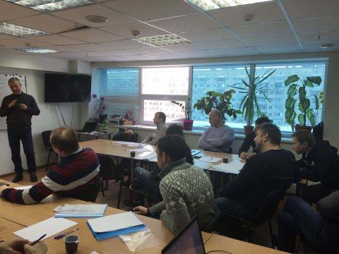 Состоялся тренинг первого блока «Вопрошание» годового курса «Развитие стратегического мышления»