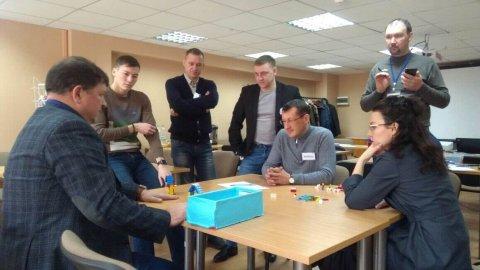 10.02 состоялось первое занятие по курсу «Управление проектами»
