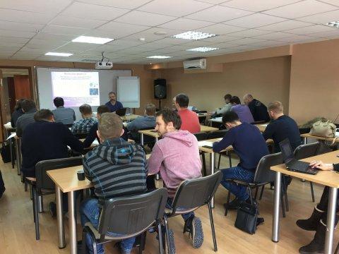 17-18 марта состоялся тренинг Алексея Куценко «Управление информацией»