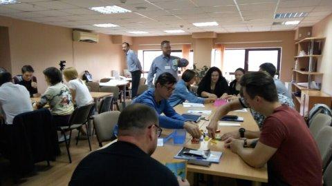 25 августа в субботу состоялось вводное занятие по курсу «Управление проектами»
